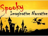 Imaginative Narrative Halloween Spooky Model Lesson