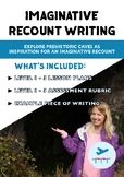 Imaginative Recount Writing - Prehistoric Caves