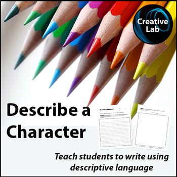 Describe A Character