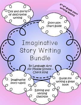 Imaginative Story Writing Bundle