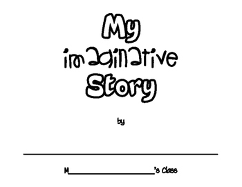 Imaginative Story Writing Packet (English)