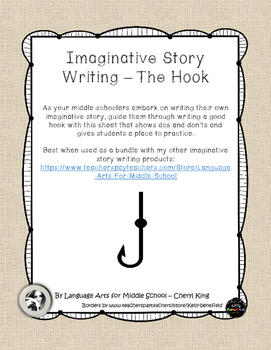 what is the hook of a story