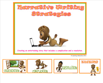 Imaginative Texts - Working with Narrative - Year 1 + 2