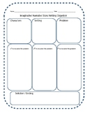 Imaginative Writing Story Organizer!