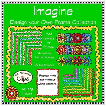 Imagine - Design your Own Frame Collection