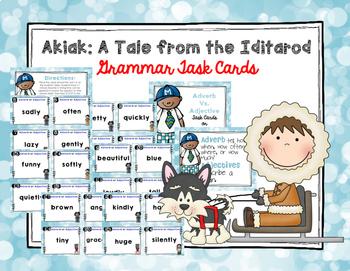 "Imagine It ""Akiak: A Tale from the Iditarod"" Unit 5.4 Reading Focus Wall"