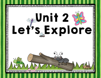 """Imagine It """"Ants!They Are Hard Workers""""  Unit 2.1Reading Focus Wall-Grammar Game"""