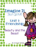 Imagine It Beauty and the Beast Grade 3 {Editable}
