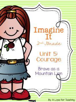 Imagine It Brave as a Mountain Lion Grade 2 {Editable}