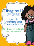 Imagine It Crinkleroot's Guide Grade 3 {Editable}