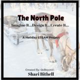 STEM Christmas Craftivity - Imagine It...Design It...Create It...The North Pole