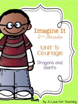 Imagine It Dragons and Giants Grade 2 {Editable}