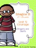 Imagine It Dragons and Giants Grade 2 {Editable}
