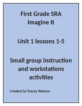 Imagine It First Grade Unit 1