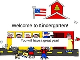 Imagine It! Getting Started Lessons 1 - 10 Kindergarten PowerPoint