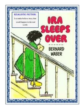 "Imagine It Reading Grades 1 & 2 ""Ira Sleeps Over"" Supplementals"