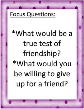 Imagine It:  Grade 3 Big Idea and Focus Questions Posters