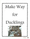 Make Way for Ducklings:  Imagine It Grade 3