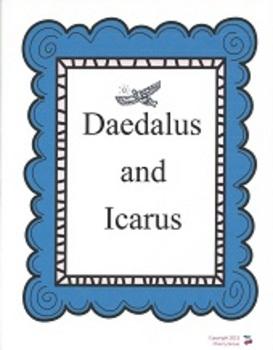 Daedalus and Icarus Imagine It Grade 4