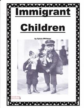 Immigrant Children:  Imagine It Grade 4