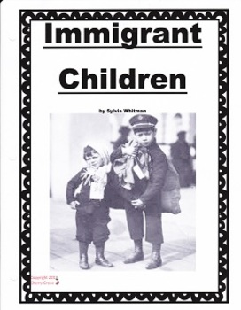 Immigrant Children:  Imagine It Grade 4