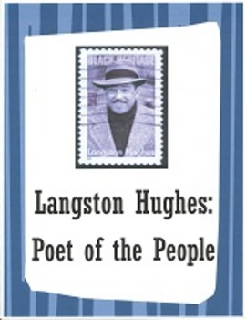 Langston Hughes: Poet of the People by Mary Satchell:  Ima