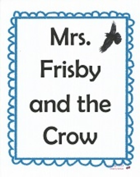 Mrs. Frisby and the Crow Imagine It Grade 4