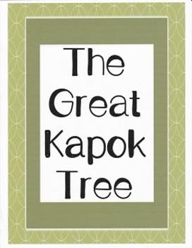 The Great Kapok Tree:  Imagine It Grade 4
