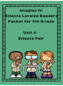 Imagine It Grade 4 Unit 4 Science Leveled Reader Activities