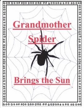 Grandmother. Spider Brings the Sun Imagine It Grade 3