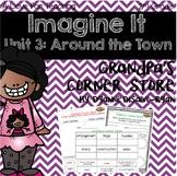 Imagine It Grandpa's Corner Store Grade 2 {Editable}