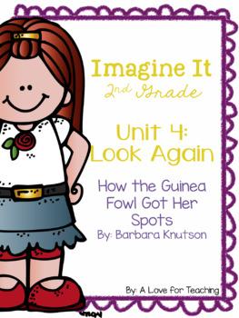 Imagine It How the Guinea Fowl Got Her Spots Grade 2 {Editable}
