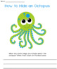 Imagine It How to Hide an Octopus Grade 2 {Editable}