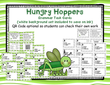 "Imagine It ""Hungry Hoppers""  Unit 2.3 Reading Focus Wall-Grammar Game"