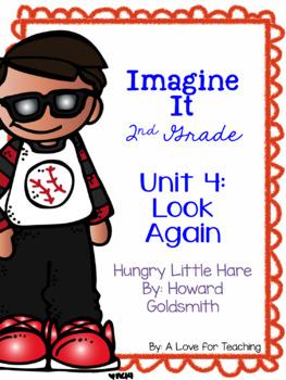 Imagine It Hungry Little Hare Grade 2 {Editable}