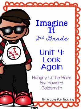 Imagine It Hungry Little Hare Grade 2 {Editable}