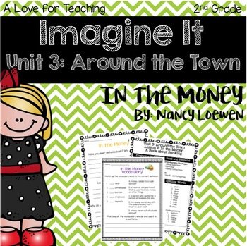 Imagine It In the Money Grade 2 {Editable}