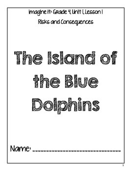 Imagine It - Island of the Blue Dolphins