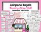 "Imagine It ""Jalapeno Bagels""  Unit 3.3 Reading Focus Wall"