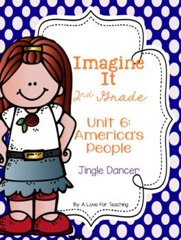 Imagine It Jingle Dancer Grade 2 {Editable}