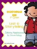 Imagine It Johnny Appleseed Grade 3 {Editable}