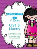 Imagine It Lemons and Lemonade Grade 3 {Editable}