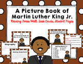 "Imagine It ""Martin Luther King Jr."" Unit 6.3 Reading Focus Wall"