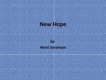 Imagine It!  New Hope Vocabulary