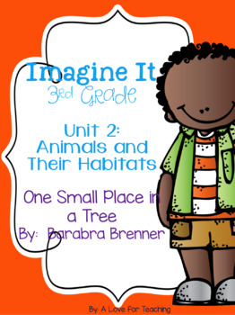 Imagine It One Small Place in a Tree Grade 3 {Editable}