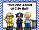 """Imagine It """"Out and About at City Hall""""  Unit 3.4 Reading"""