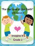 Imagine It Reading Grade 2 Unit 1 Lesson 2 For the Love of