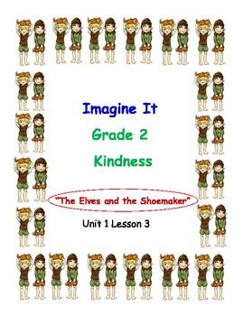 Imagine It Reading Grade 2 Unit 1 Lesson 3 The Elves and Shoemaker Supplementals