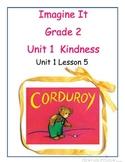 Imagine It Reading Grade 2  Unit 1 Lesson 5 Corduroy Suppl