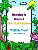 Imagine It Reading Grade 2  Unit 2 Lesson 5 Tell Me Tree S